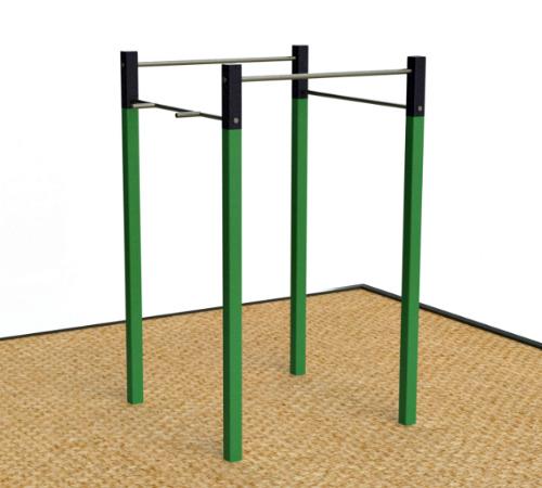 Pull up quadruple atlasbarz 500x450 Exerciseurs pour parc