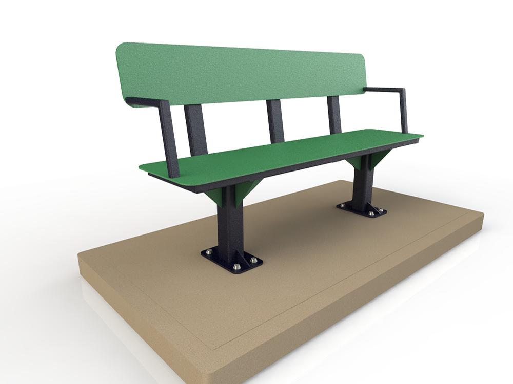 banc urbain atlasbarz. Black Bedroom Furniture Sets. Home Design Ideas