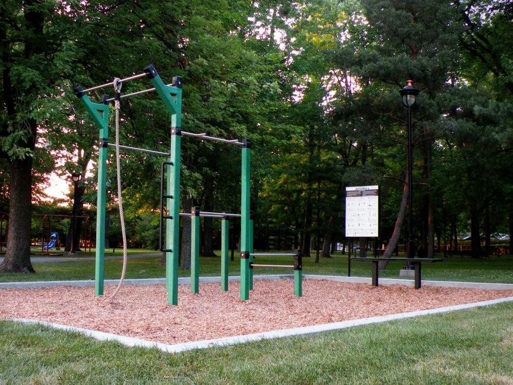 %name Exerciseurs pour parc