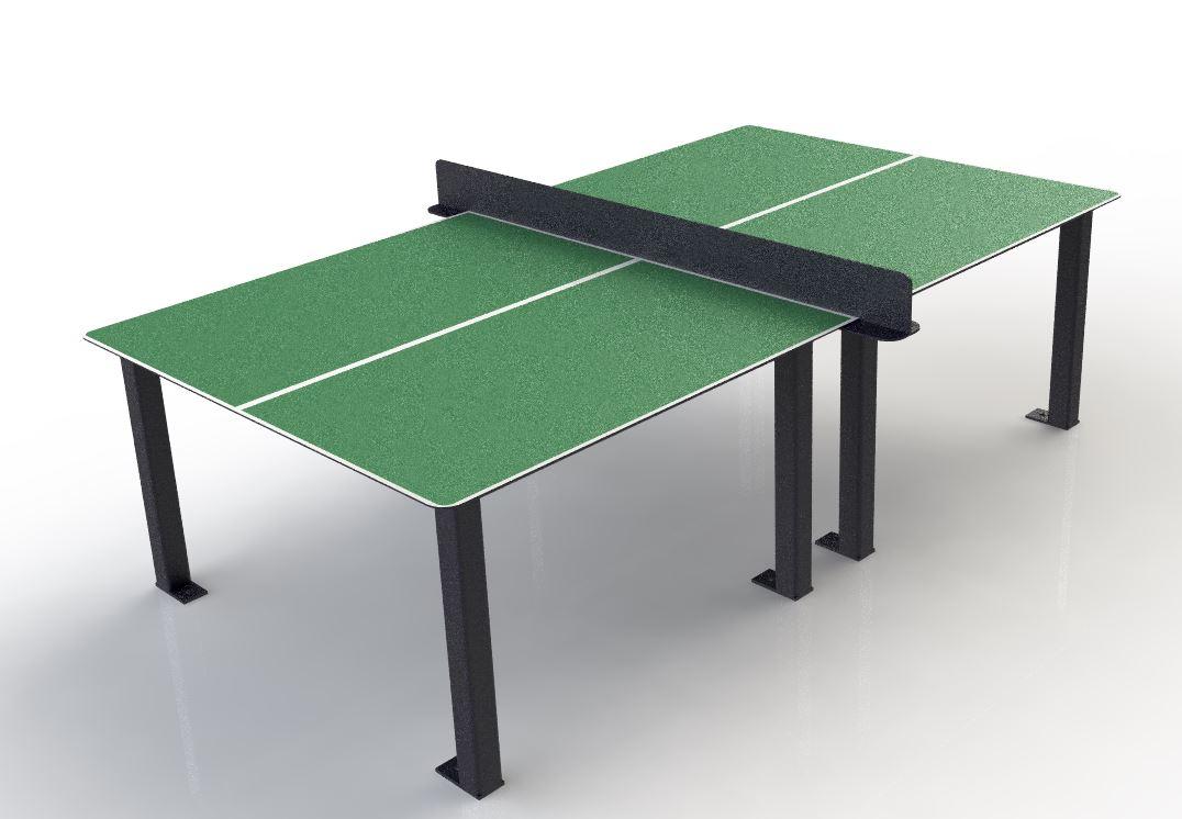 table de ping pong ext rieure parcs et espaces verts atlasbarz. Black Bedroom Furniture Sets. Home Design Ideas