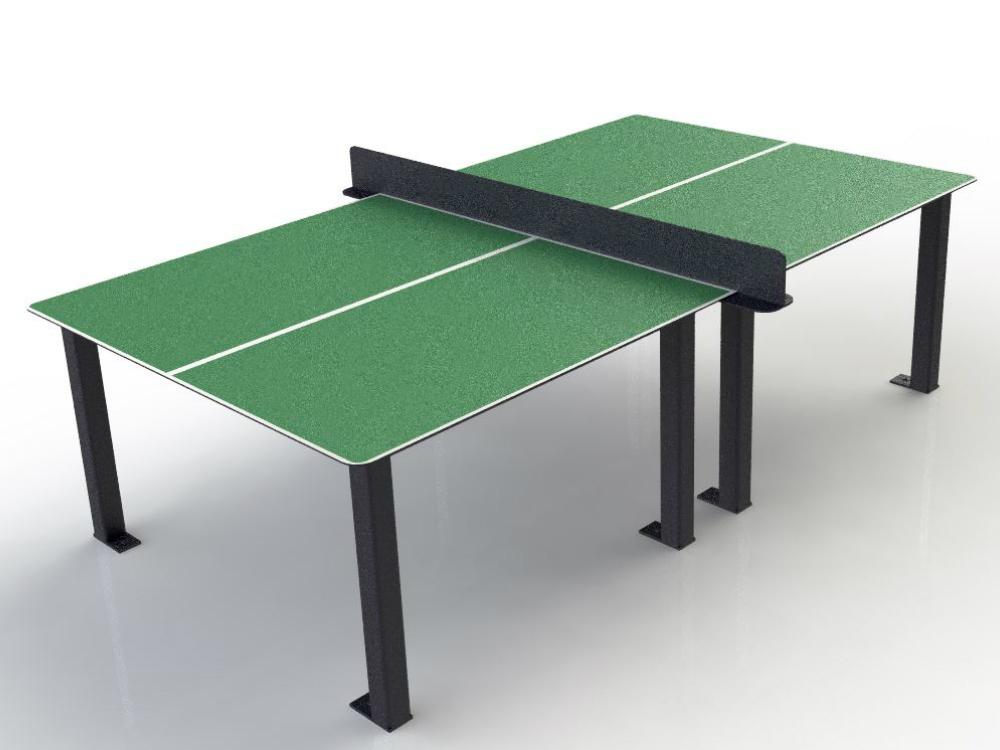 Table Ping Pong AtlasBarz extérieure 2018 Mobilier urbain