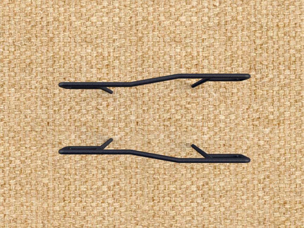 gabarit adaptable barre parallèles plein air atlasbarz Barres parallèles « Dips bars » – ABZDIPS 01