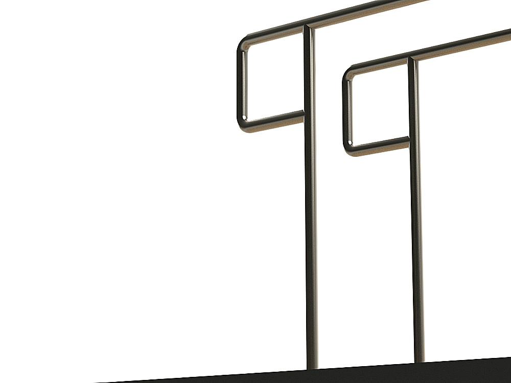 prise neutre atlasbarz 2018 Barres parallèles « Dips bars » – ABZDIPS 01