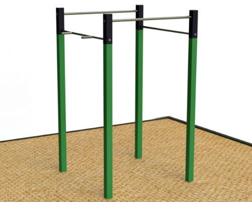 Pull up quadruple atlasbarz 500x400 Park Exercisers