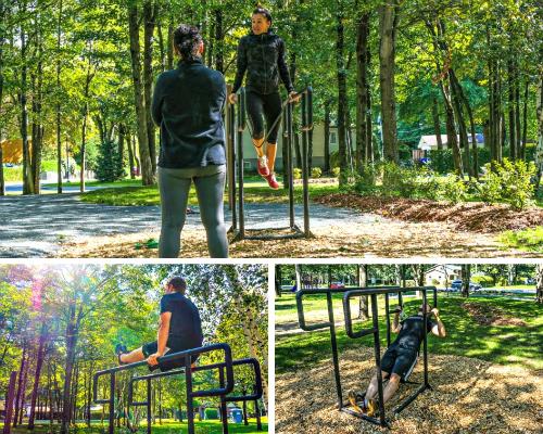 barres paralleles montage 500x400 atlasbarz Exerciseurs pour parc