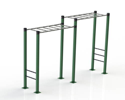 monkey 500x400 Park Exercisers
