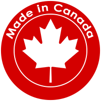 Made in canada 200x200 Quality and Durability