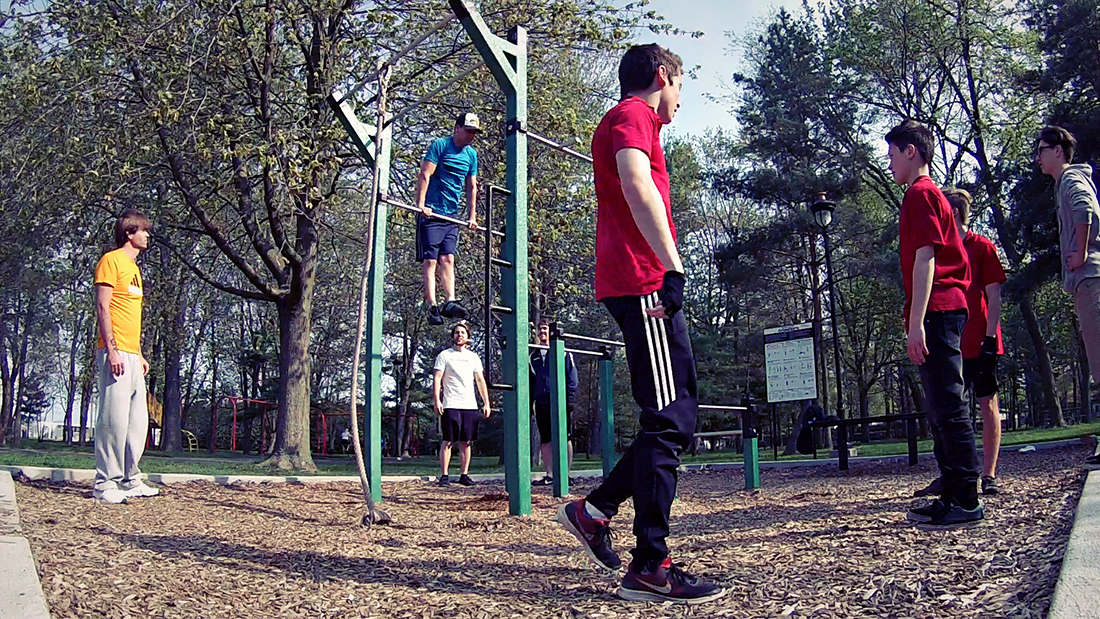 Outdoorfitness AtlasBarz La planification de son parcours actif