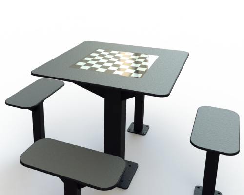 Table damier atlasbarz 2019 500x400 Mobilier urbain