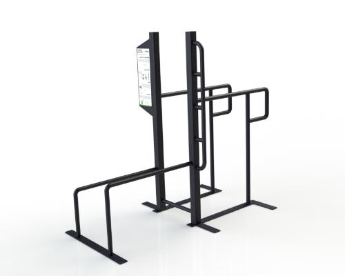module multigenerationnel atlasbarz 500x400 Exerciseurs pour parc