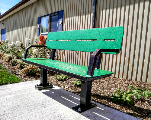 Banc urbain atlasbarz 2019 vert 500x400 1 Urban Furniture