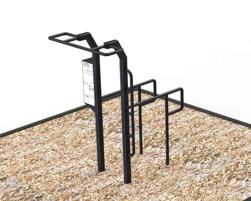Module Intergenerationnel avec pull up 500x400 atlasbarz Park Exercisers