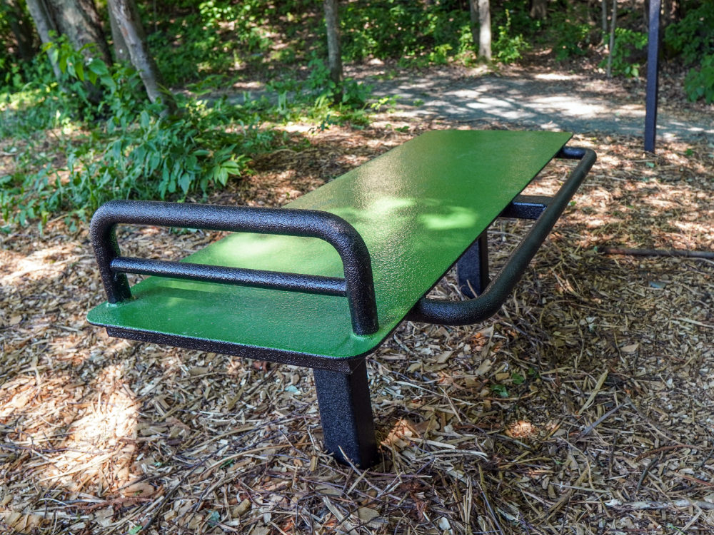 Banc exercice roxton pond 1000x750 1 Active trail   Roxton Pond