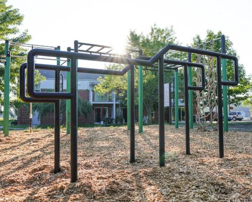 barres parallèles doubles 500x400 1 Exerciseurs pour parc