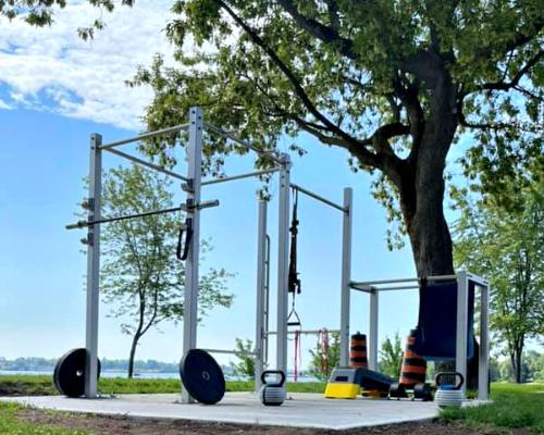 module abzrig 01 atlas Exerciseurs pour parc