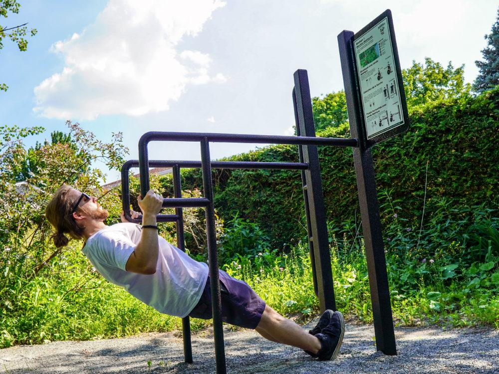 roxton pond atlasbarz entrainement Parcours actif pour aînés